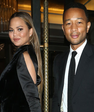 Chrissy Teigen and John Legend Have a Social Media Love Fest for 4 Years of Marriage