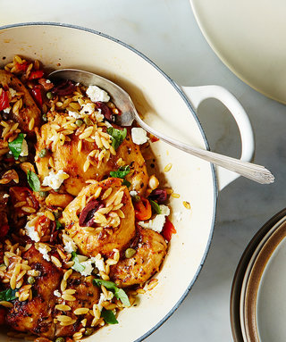 This One Pot Chicken Dish Is Your Answer To Dinner