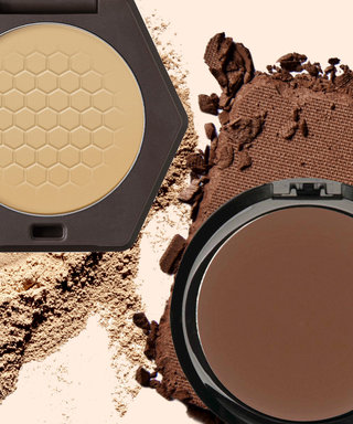 Drugstore Powder Foundations That'll Never Get Cakey