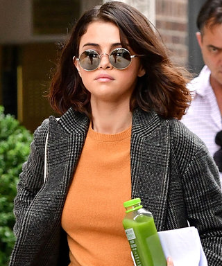 Selena Gomez Demos How to Dress for the Changing Weather