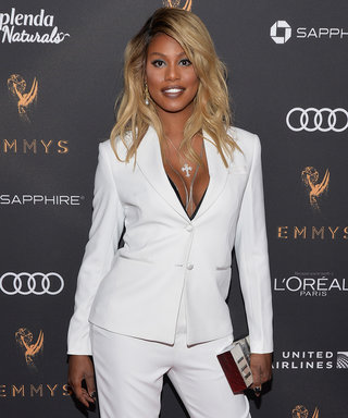 Laverne Cox Just Showed Us How to Slay a Stage