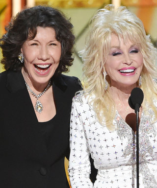 Dolly Parton, Jane Fonda, & Lily Tomlin Joined Forces for an Epic Girl Power Moment