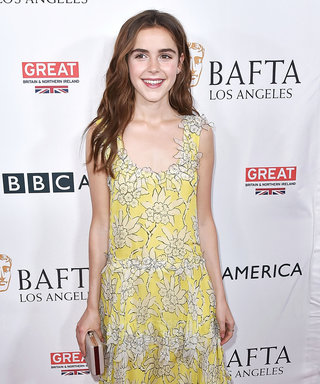 Fall Florals Stole the Show at the BAFTA Tea Party