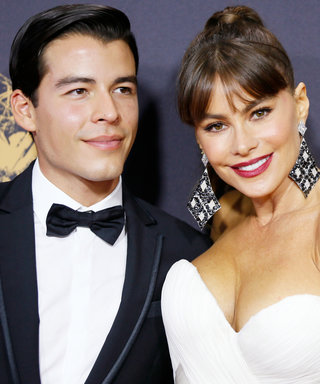 Sofía Vergara's Emmys Date Is Smoking Hot—and Isn't Her Husband Joe