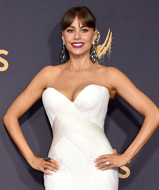 Sofía Vergara Basically Wore a Wedding Dress to the Emmys
