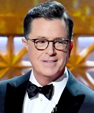 Stephen Colbert Goes Hard at President Trump at the Emmys