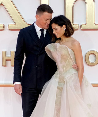 Channing and Jenna Look Like a Couple on Their Wedding Day