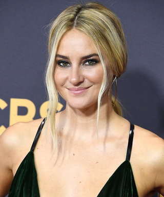Shailene Woodley Admits She Doesn't Watch TV While at the Emmys