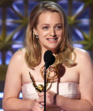 Elisabeth Moss Dropped the F-Bomb During Her Emmys Speech