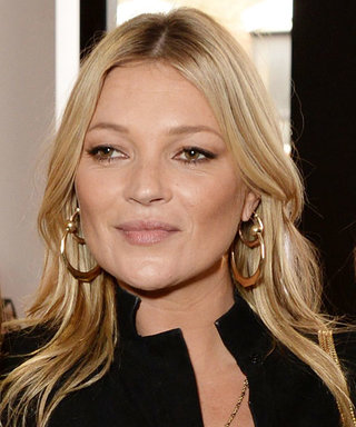 Kate Moss's 14-Year-Old Daughter Looks Just Like Her
