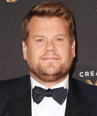 Here's James Corden's Response to the Sean Spicer Kiss Backlash