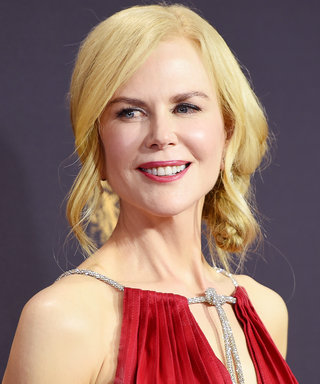 Nicole Kidman Wore an Empowering Pinky Ring to the Emmys