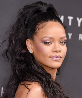 Daily Beauty Buzz: Rihanna's Lilac Monochromatic Makeup