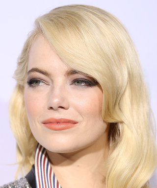 Emma Stone Shares a Picture She Drew in Therapy as a Kid