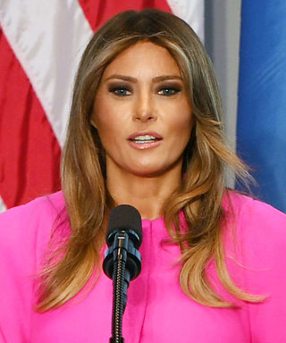 Melania Trump Condemns Bullying in an Address at the UN