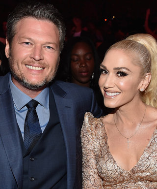 Gwen Stefani and Blake Shelton Are Releasing Christmas Music Together