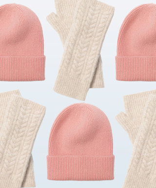 Club Monaco's Fall Sale Has the Coziest Accessories for $20