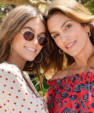 Cindy Crawford Compares Her and Kaia Gerber's Yearbook Photos and We're Seeing Double