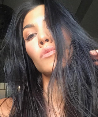 Test Out Kourtney Kardashian's Healthy-Hair Routine With This $9 Secret