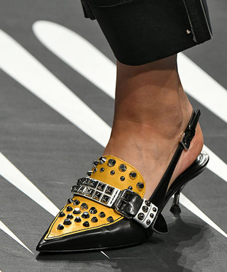 The Best Shoes Seen at Milan Fashion Week