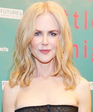 Nicole Kidman's Sheer Bodice Is Red Carpet Gold