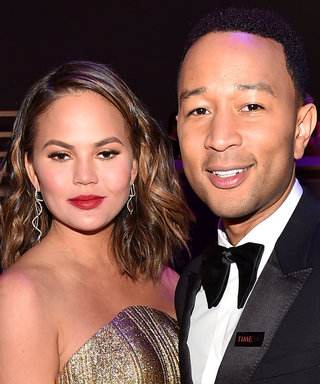 Here's a Glimpse at Chrissy Teigen and John Legend's Halloween Costume