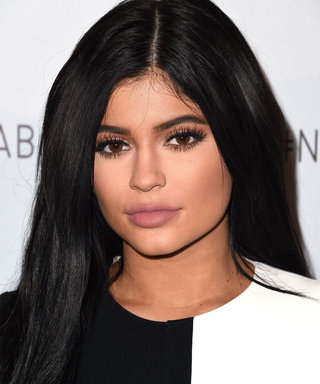 Kylie Jenner Shows a Hint of Bump in New Insta Post