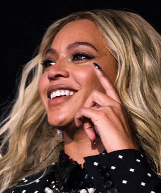 Beyoncé Altered Her Wedding Ring Tattoo—See What It Says Now