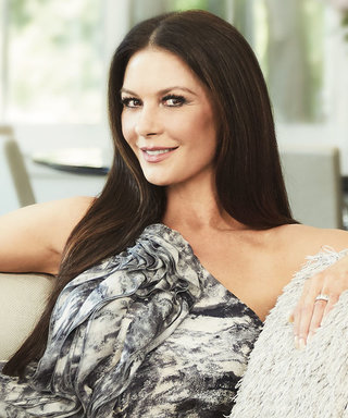Catherine Zeta-Jones Created the CoziestHome Décor Line,and Her Mini-Me Daughter Approves