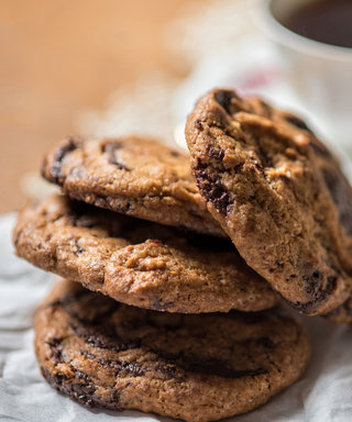 The Secret To Making The Perfect Chocolate Chip Cookie Even Better