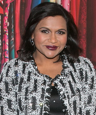 "Mindy Kaling Is Nervous About Motherhood, Says She's Going to Be a ""Dorky Mom"""