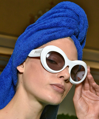 Your Post-Shower Beauty Look Is Now Fashion