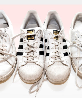 Why I'm One of Those People Intentionally Wearing Dirty White Sneakers