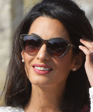 How To Get Amal Clooney's Timeless Wedding Day Beauty Look