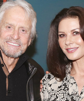 Catherine Zeta-Jones's Birthday Message to Michael Douglas Is a Throwback to a First Date