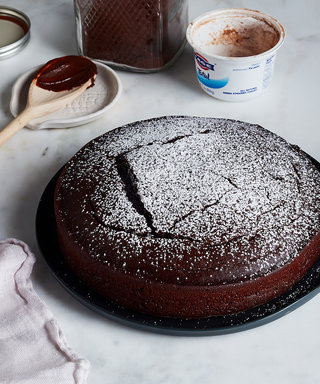 How To Make A Chocolate Cake Without Any Measuring Cups