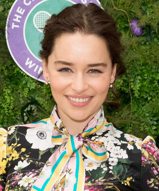 Look at Emilia Clarke's Blunt Bangs from the New Han Solo Movie Set