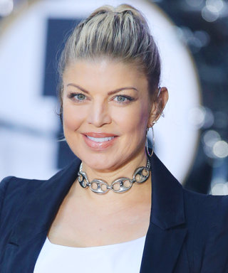 Fergie's Son Axl Is the Sweetest Sunday Funday Date