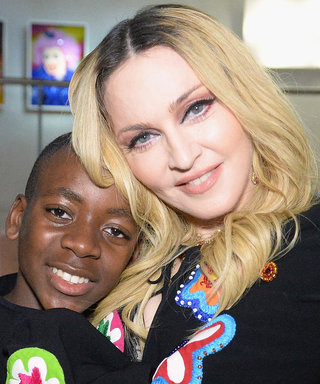 Madonna's 12-Year-Old Son Needs His Own Music Video Like Now