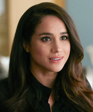 Prince Harry Visited Meghan Markle on the Set of Suits