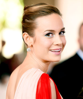 "Brie Larson Says She Didn't Feel ""Pretty Enough"" to Pursue Lead Movie Roles"