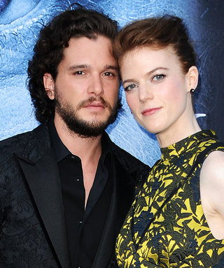Game of Thrones's Kit Harington and Rose Leslie Are Engaged