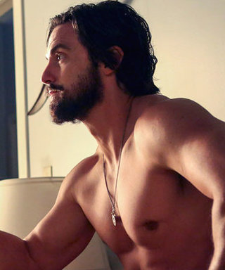Mandy Moore's Screen Husband Milo Ventimiglia Had No Idea He's Sexy