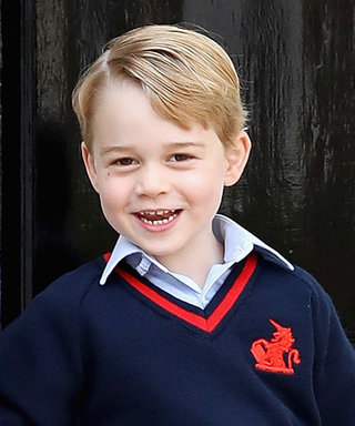 Prince George Is Already Fed Up with Going to School