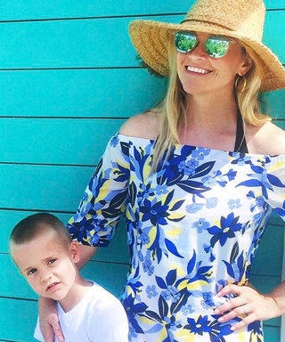 Reese Witherspoon Shares Photo of Son Tennessee on His Birthday