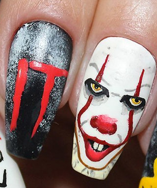 It Nails Might Be the Scariest Beauty Trend We've Ever Seen