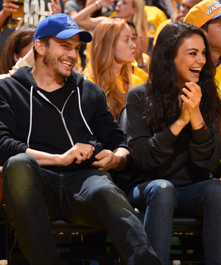 Mila Kunis on Her Perfect Date Night with Ashton Kutcher