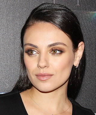 Mila Kunis Just Debuted Her Sexiest Hairstyle Yet
