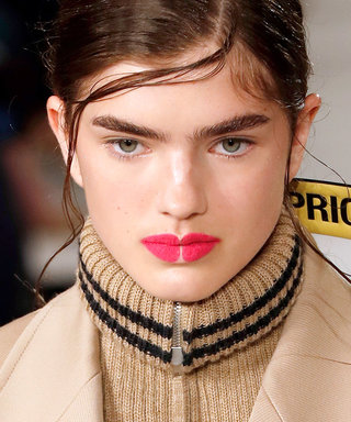 Maison Margiela Made a Strong Case for Negative Space Lipstick