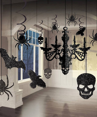 11 Spooky-Chic Halloween Décor Ideas Under $20